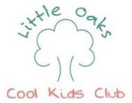Little Oaks Cool Kids Club logo