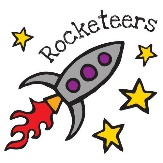 Rocketeers Childcare logo